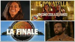 Le Donatella vincono L'Isola dei Famosi 2015: secondo Brice Martinet, terza Cecilia Rodriguez