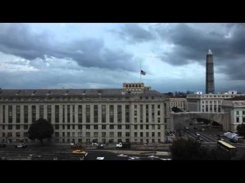 Thunderstorm Time-Lapse at Department of Energy