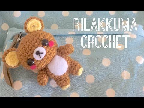 Rilakkuma Crochet Tutorial