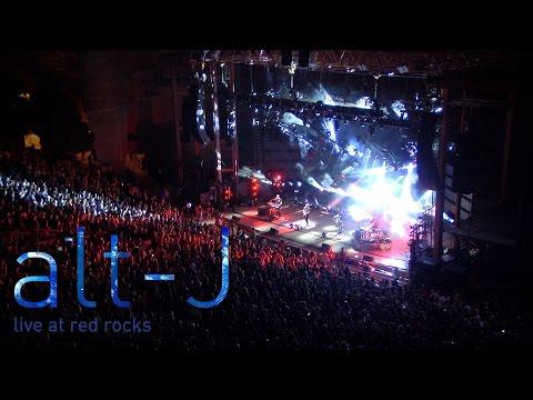 alt-J - Left Hand Free (Live at Red Rocks)