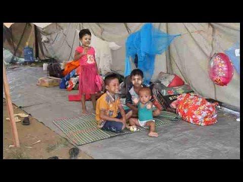 Rakhine, entre la violencia y el bloqueo de la ayuda humanitaria
