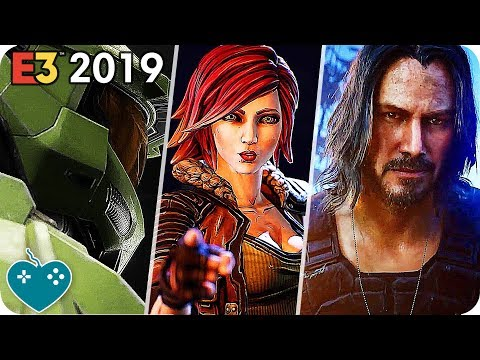 Microsoft E3 2019: All Trailers from Microsofts E3 Show | E3 2019 RECAP