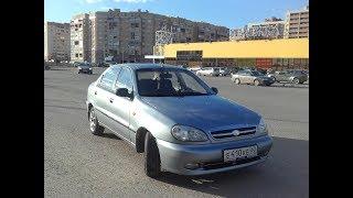 Подготовка к продаже ЗАЗ Sens 2007 ДВС 1.3/70л.с.