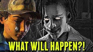 "The Walking Dead:Season 4 Episode 4 ""Take us Back"" Louis Tongue Fate - The Final Season"