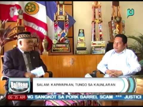 Salam: Panayam kay Atty. Jamar Kulayan ukol sa DepEd ARMM, transition to Bangsamoro [05|14|14]