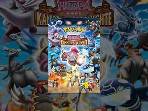 Pokémon — Der Film: Hoopa und der Kampf der Geschichte