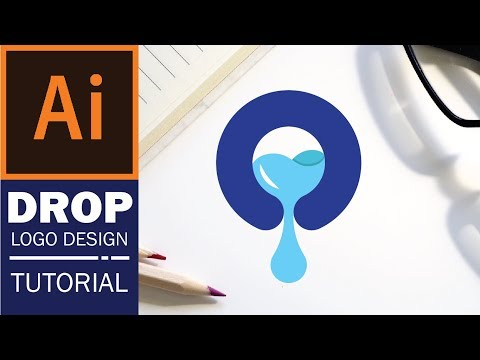Tutorial Membuat Logo DROP | Adobe Illustrator CC thumbnail