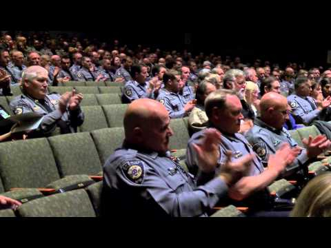 Oath of Office for the Sheriff's Office