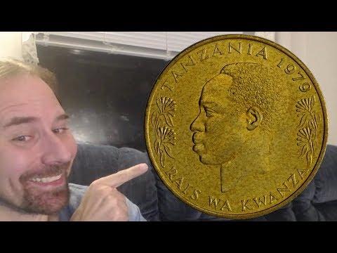 Tanzania 20 Senti 1979 Coin