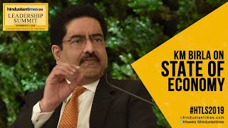 HTLS 2019: KM Birla on economic slowdown, RCEP, globalisation