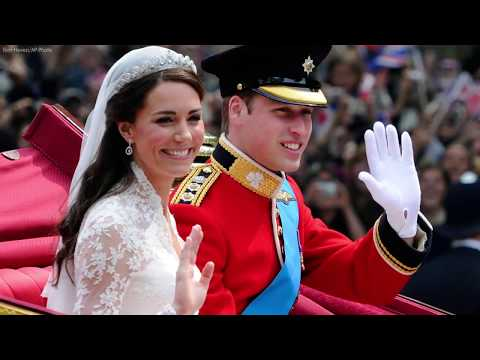 Royal weddings of history: Prince William and Kate Middleton