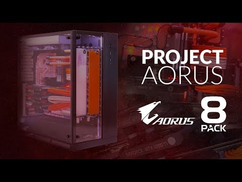8Pack: Project Aorus - Coming Soon!