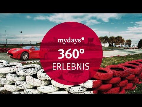 Ferrari Fahren In 360 Mydays De Youtube
