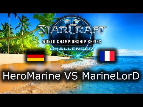 HeroMarine VS MarineLorD - TvT - WCS Challenger Group B 2019 Summer - polski komentarz