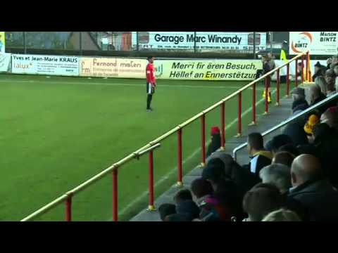 Luxembourg National Division - Dudelange vs Differdange - 03.11.2013 - FULL