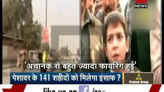 School children recount the horror of Peshawar attack