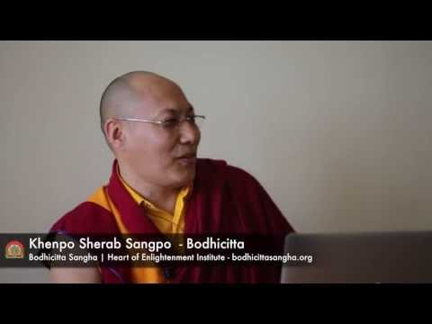 Khenpo Sherab Sangpo Teaching on Bodhicitta (Great Compassion)