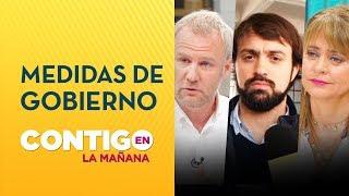 ¿Son suficientes las medidas anunciadas por el Gobierno de Chile? - Contigo en La Mañana