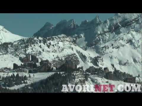 Avoriaz / Morzine - Avoriaz Ski Area Guide HD