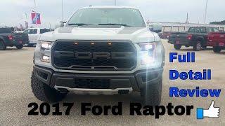 2017 Ford Raptor detailed walkaround Review