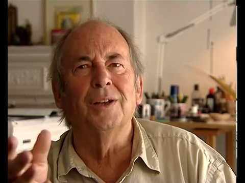 Quentin Blake - Former students from the Royal College of Art and working methods (21/65)