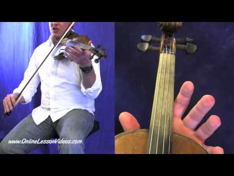 Ragtime Annie - Bluegrass Fiddle Lessons with Ian Walsh