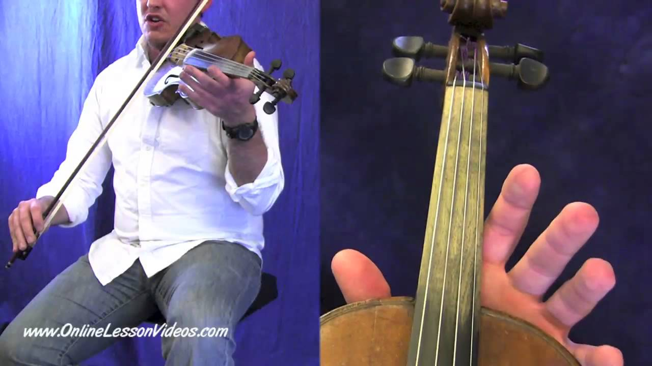 Bluegrass Fiddle Lessons Ragtime Annie For Bluegrass Fiddle