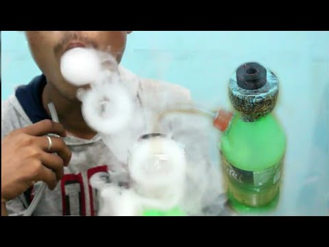 How to Make sheesha out of Sprite Bottle