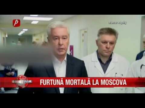 FURTUNĂ MORTALĂ LA MOSCOVA