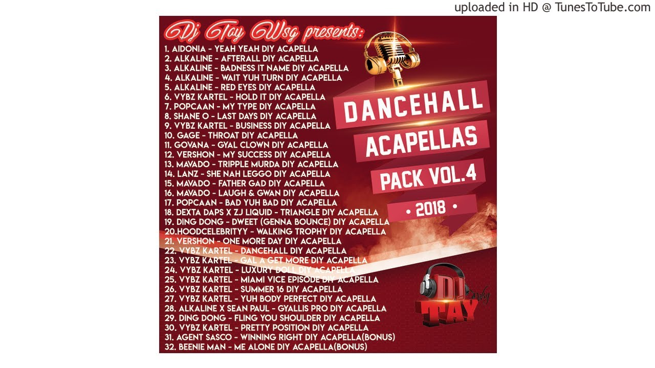 acapella dancehall