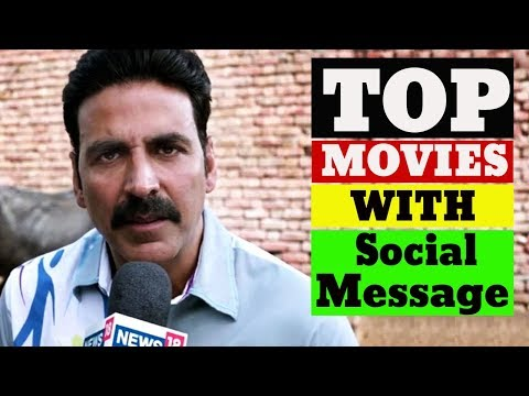 TOP 5 Best Bollywood Movies with Social Message | inspirational movies | Hindi Movies List  2017