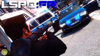 GTA 5 LSPD:FR #108 - Streamcuts vom 23.12.2016 - Deutsch - Grand Theft Auto 5 LSPDFR