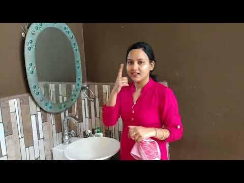 Daily complete Dry skin care routine for Indian Dry skin 2018  /  skin care routine for winter
