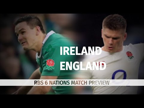 Ireland v England - 6 Nations Match Preview