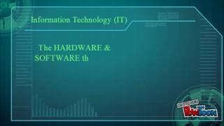 Information Systems vs Information Technology