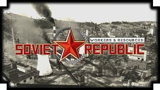 Workers and Resources: Soviet Republic - (Country & City Builder)[Steam Release] thumbnail