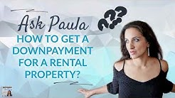 Getting a Downpayment for a Rental Property? | Afford Anything Podcast (Audio-Only)