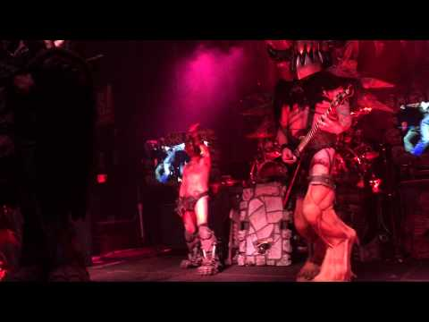 10 - Meat Sandwich - GWAR (Live in Winston Salem, NC - 9/6/15)