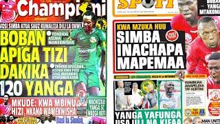 MICHEZO Magazetini Jumamosi 15/12/2018:Simba,Mtibwa Kibaruani Leo Ughaibuni.