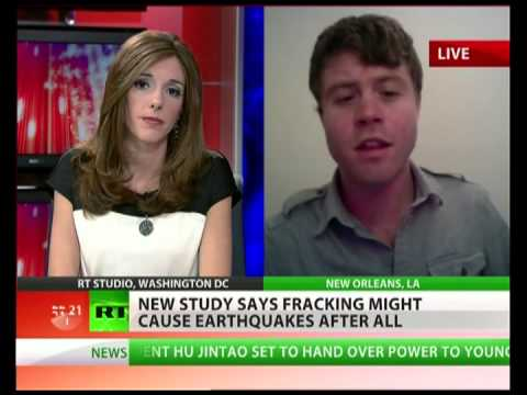 Fracking linked to hundreds of earthquakes