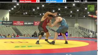 Video B Division 97KG - Jesse Campos vs. Jeff Zastrow download MP3, 3GP, MP4, WEBM, AVI, FLV November 2017