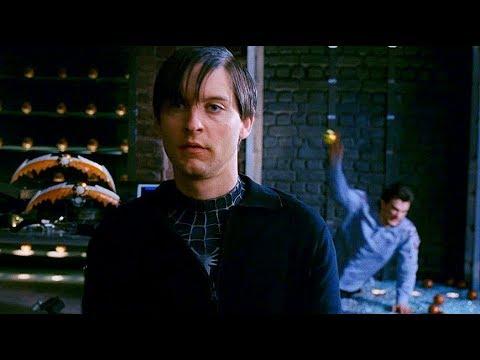 Peter Parker vs Harry Osborn - House Fight Scene - Spider-Man 3 (2007) Movie CLIP HD