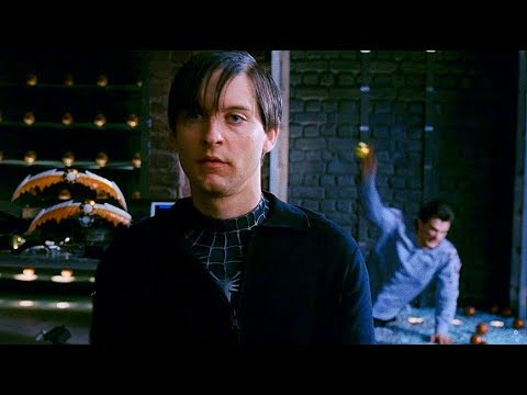 Peter Parker vs Harry Osborn - House Fight Scene - Spider-Man 3 (2007) Movie CLIP HD