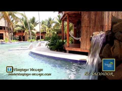 Hotel Tortuga Village, Costa del Sol, El Salvador