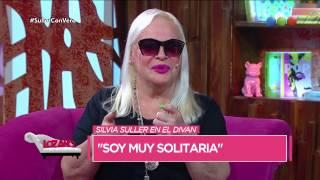 """Silvia Süller: """"Silvio Soldán salió con Marta Fort"""" - Cortá Por Lozano"""