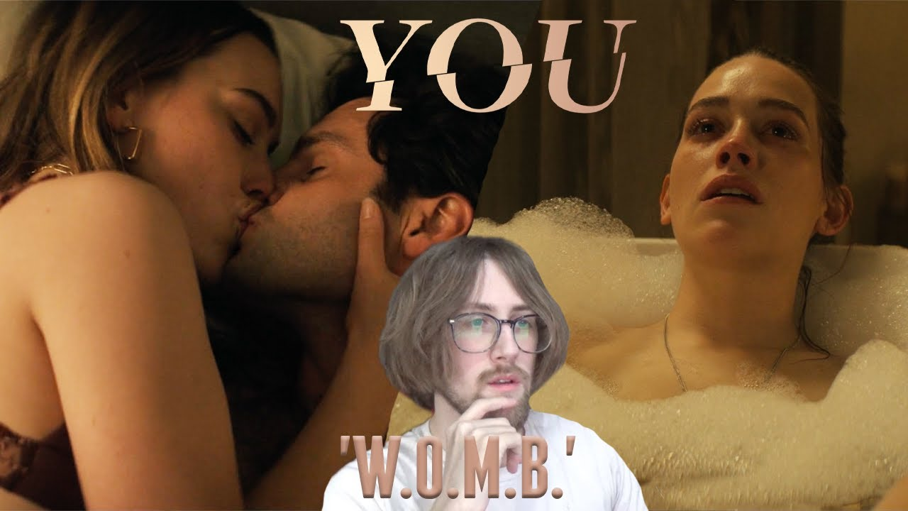 Download THESE TWO ARE CRAZY! - You Season 3 Episode 6 - 'W.O.M.B.' Reaction