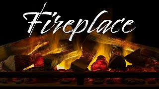 Cozy Fireplace JAZZ - Relaxing JAZZ & Bossa Nova - Chill Out Music