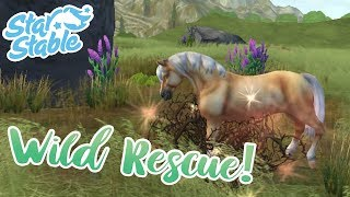 (0.27 MB) Another Wild Horse Rescue?! 🐴🌟 Star Stable Online Mp3