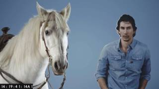 Snickers - Live Horse Casting (Super Bowl 2017 Commercial)