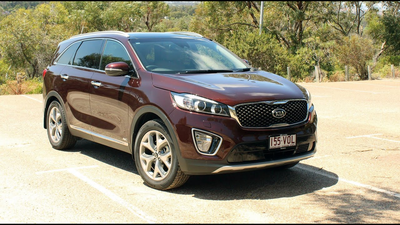 2016 kia sorento platinum awd review youtube. Black Bedroom Furniture Sets. Home Design Ideas